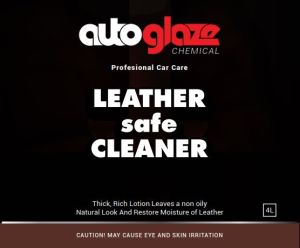 Produk Leather Safe Cleaner